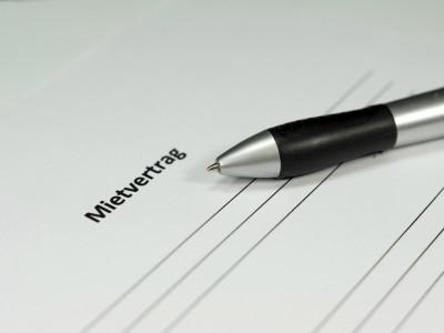 Kaution Mietvertrag