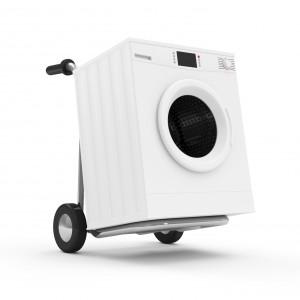 Transport Waschmaschine
