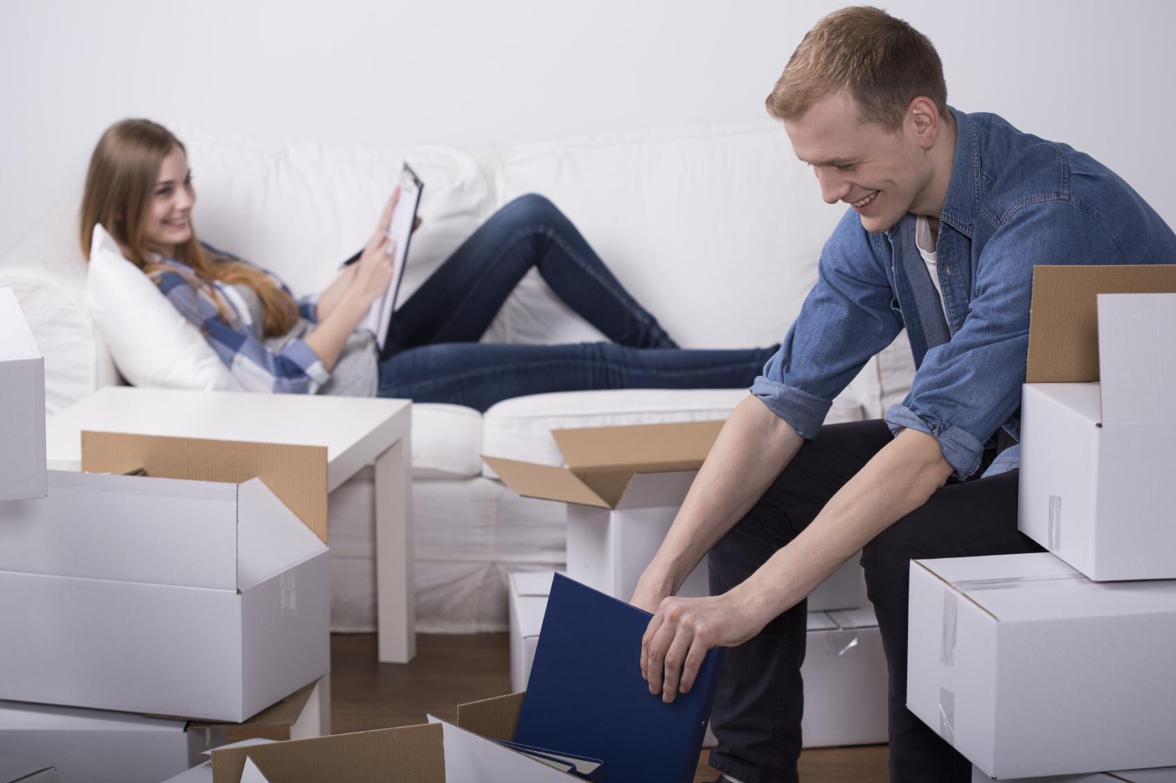 umzug effizient organisieren so gelingt die umzugsplanung garantiert. Black Bedroom Furniture Sets. Home Design Ideas