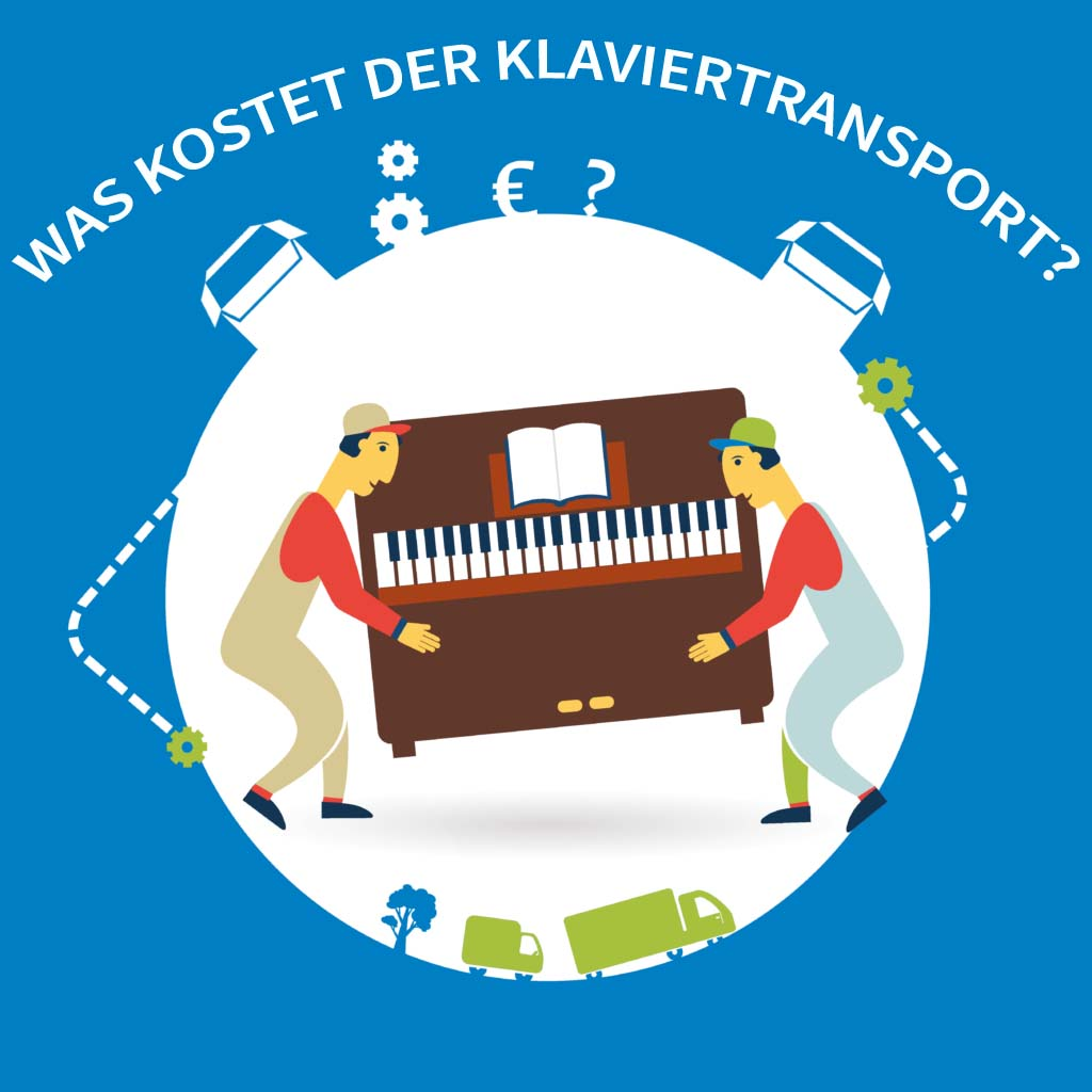 klaviertran kosten sparen