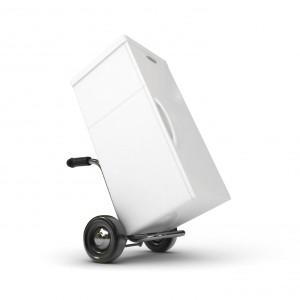Kühlschrank transport